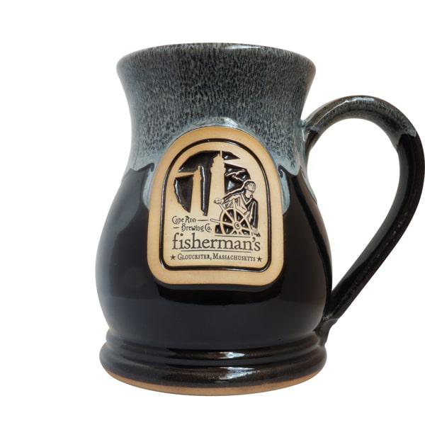 stoneware beer stein