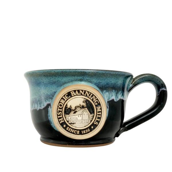 Custom Coffee Mug Styles   Grey Fox Pottery