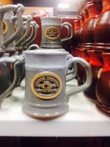 coffee shop mug club