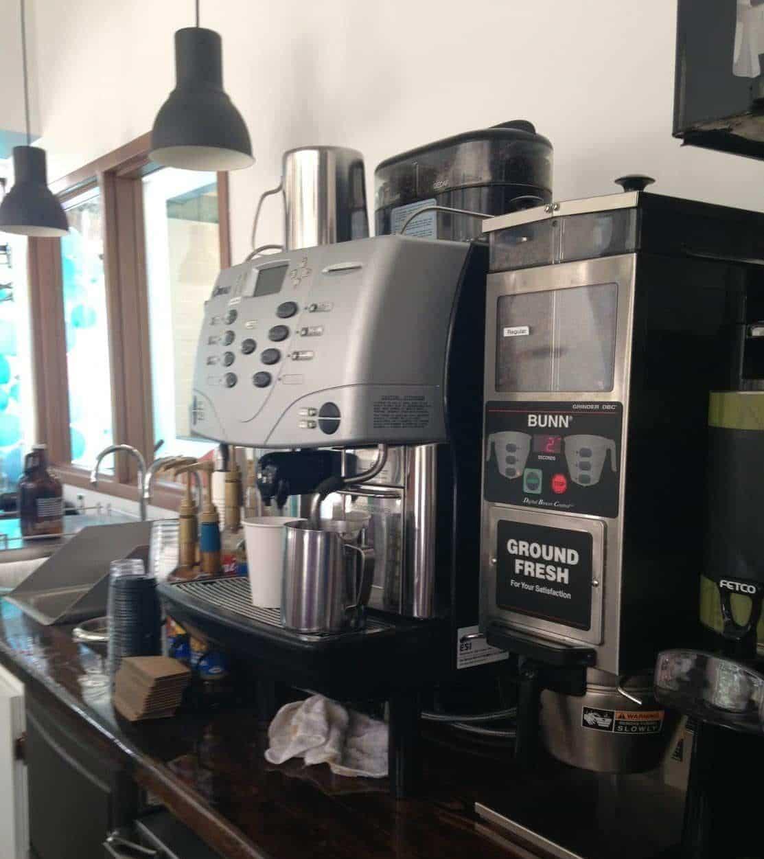 Espresso line