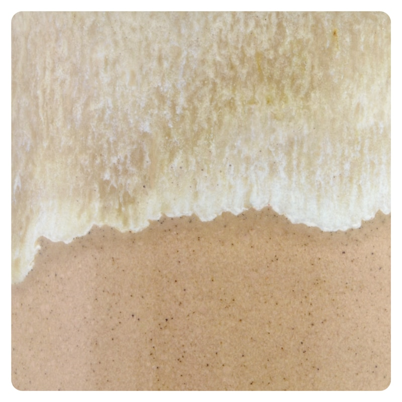 Sand with White