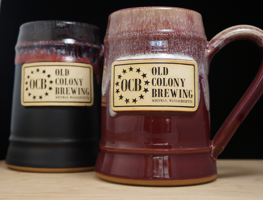 Custom Beer Steins for Breweries and Brew Pubs