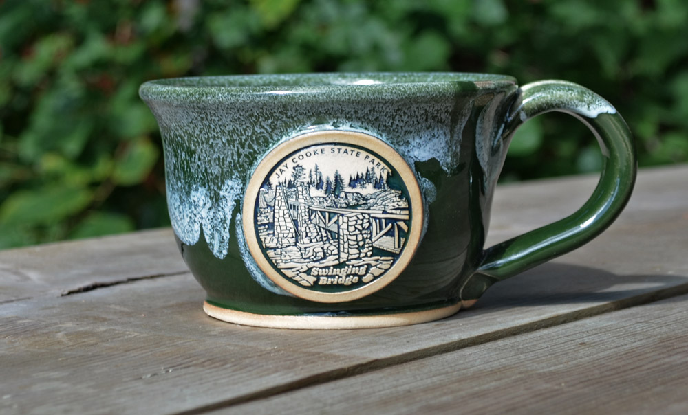 Wholesale Coffee Mugs | Custom Mugs by Grey Fox Pottery