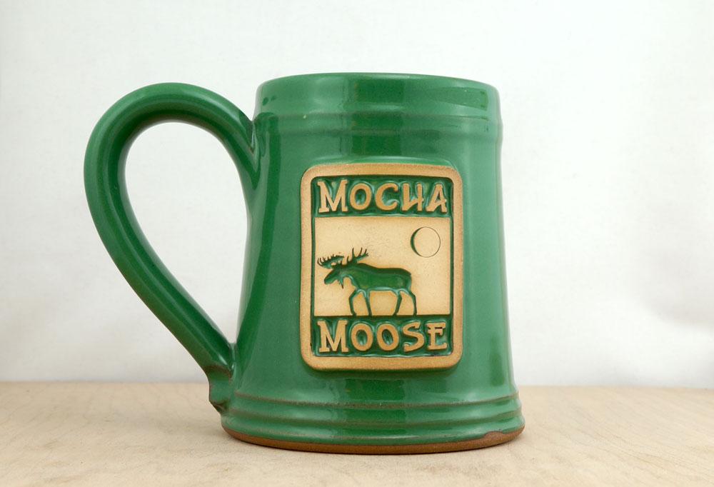 Wholesale Coffee Mugs Grey Fox Pottery